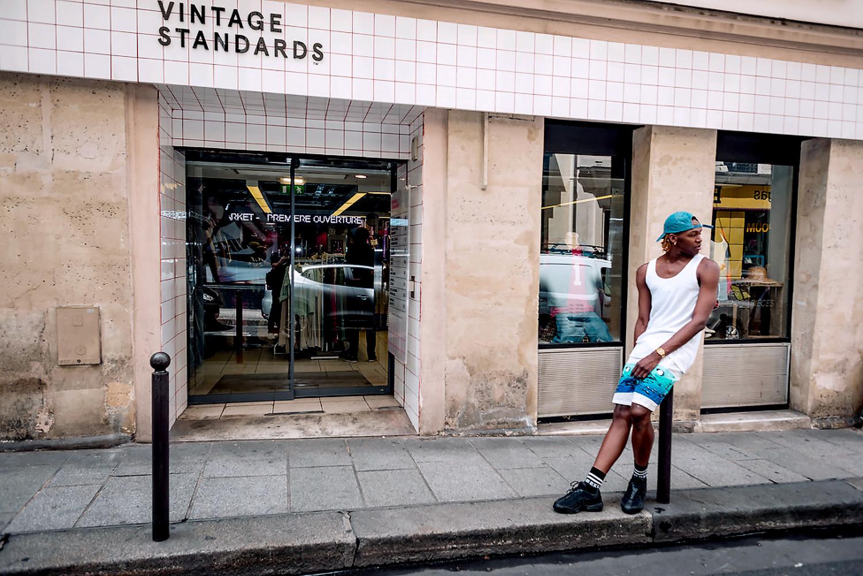 Vintage Standards — © 2016, Atelier Calmos