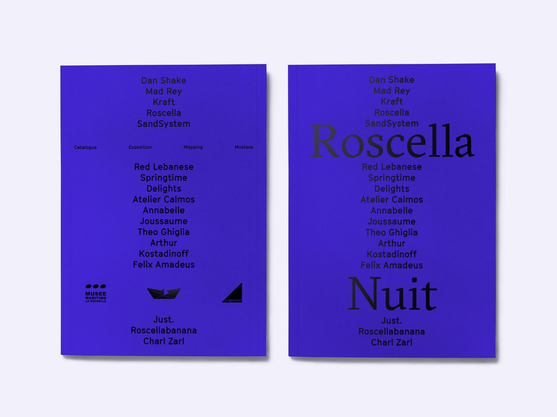 Roscella Nuit — © 2016, Atelier Calmos